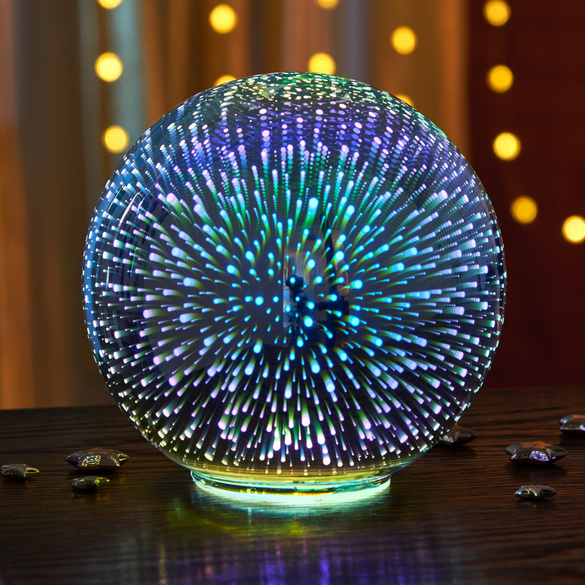 LED-Glaskugel Casa Bonita