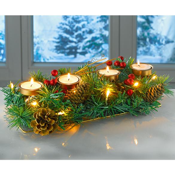 LED-Adventsständer