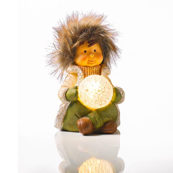 LED-Winterjunge
