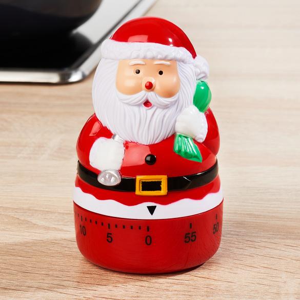 """Küchen-Timer """"Weihnachtsmann"""""""