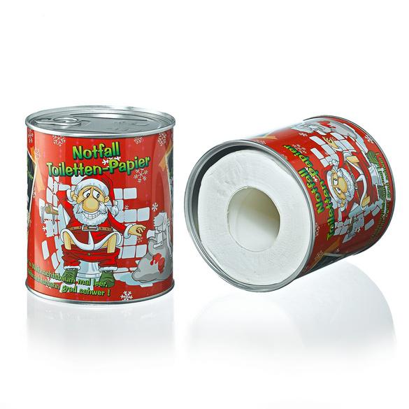 Toilettenpapier Santa