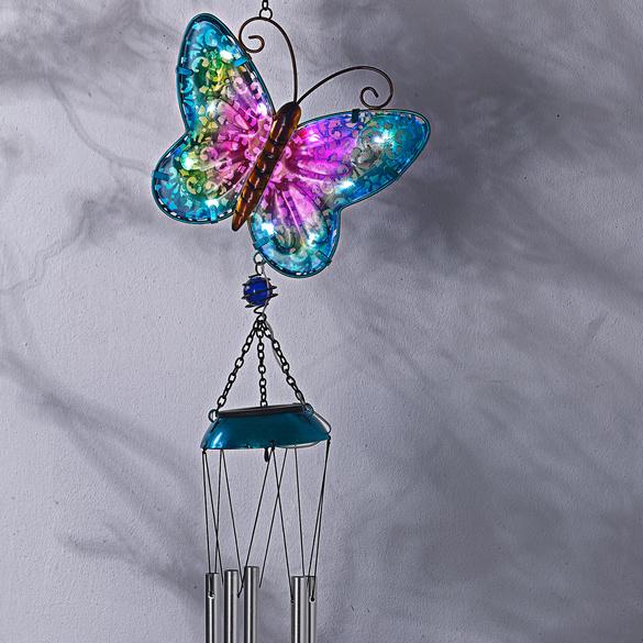 "Solar-Klangspiel ""Schmetterling"""