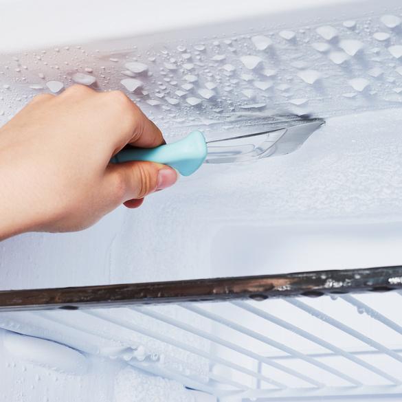 Kühlschrank-Enteiser blau