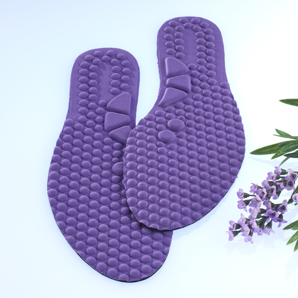 """Massage-Sohlen """"Lavendel"""""""