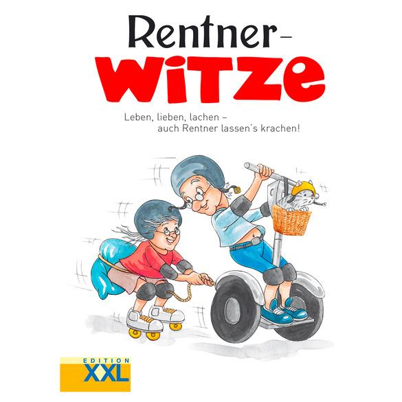 """Buch """"Rentnerwitze"""" II"""
