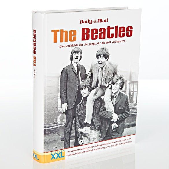 "Buch ""The Beatles"""