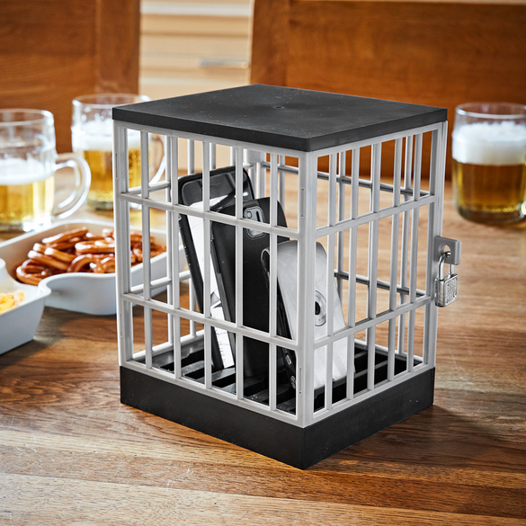 Mobiltelefon-Gefängnis