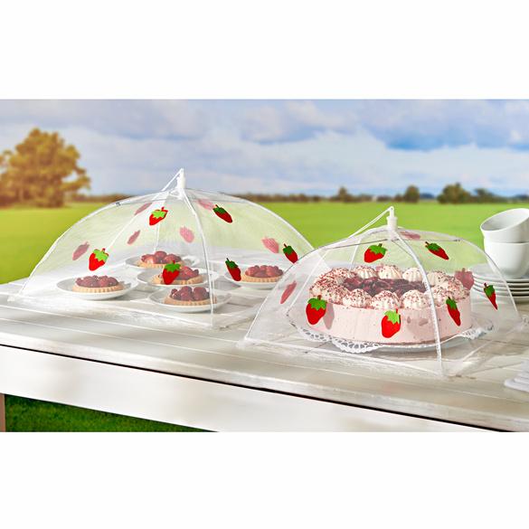 """Abdeckhaube """"Erdbeere"""""""