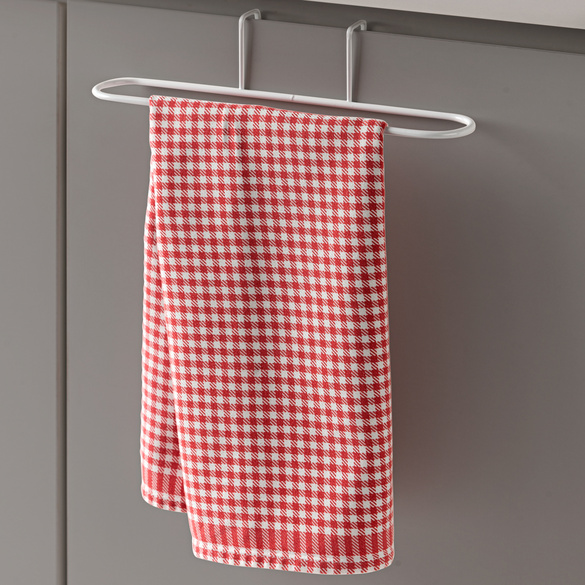 Handtuchhalter weiß