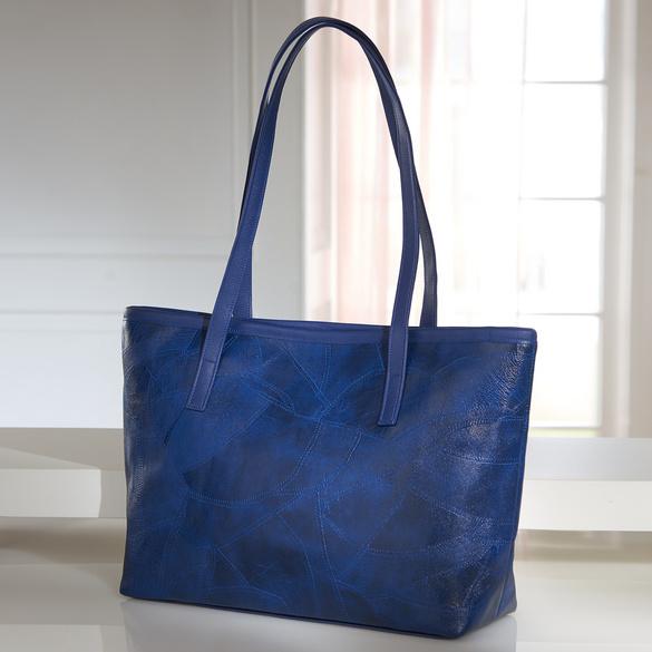"Shopper ""Claire"" dunkelblau"