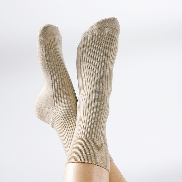 Diabetiker-Socken für Damen, 3 Paar