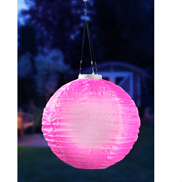 Solar-Lampion rosé