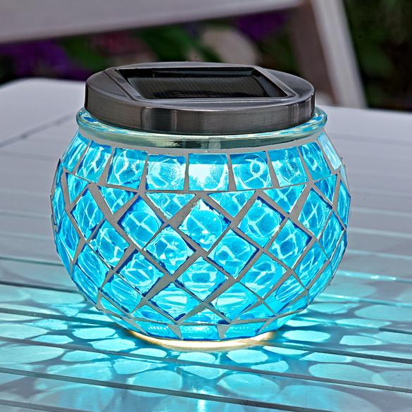 """Solar-Tischleuchte """"Mosaik"""""""
