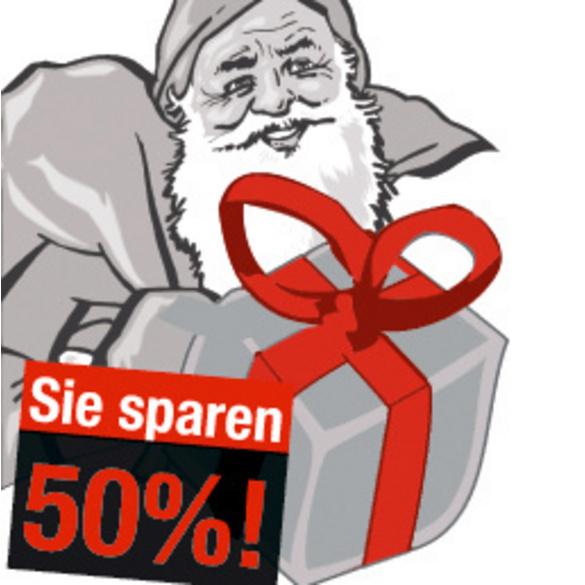 Weihnachts-Überraschungs-Paket!