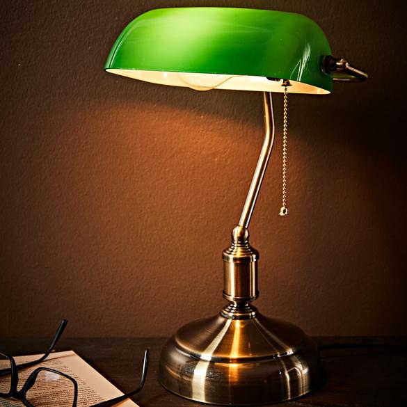 """Schreibtischlampe """"Banker"""""""