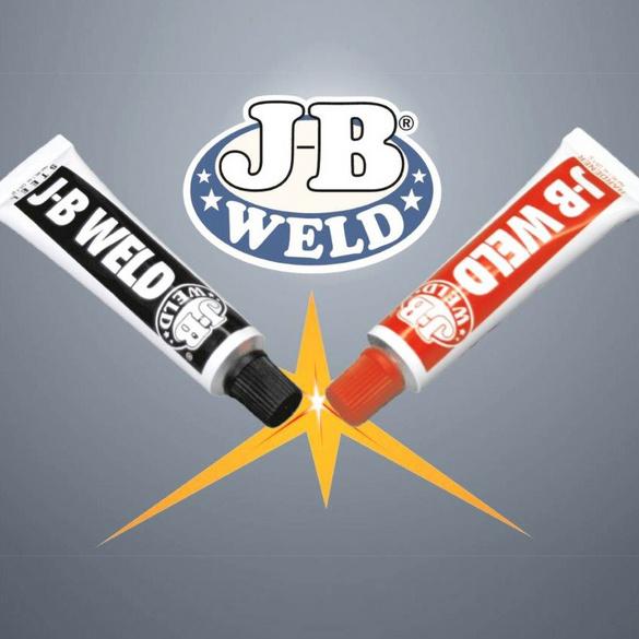 JB-Weld 2-Komponenten-Kleber