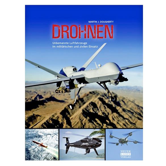 Buch Drohnen