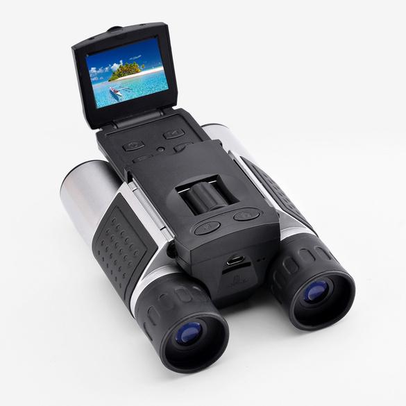 Full-HD-Fernglas mit Kamera