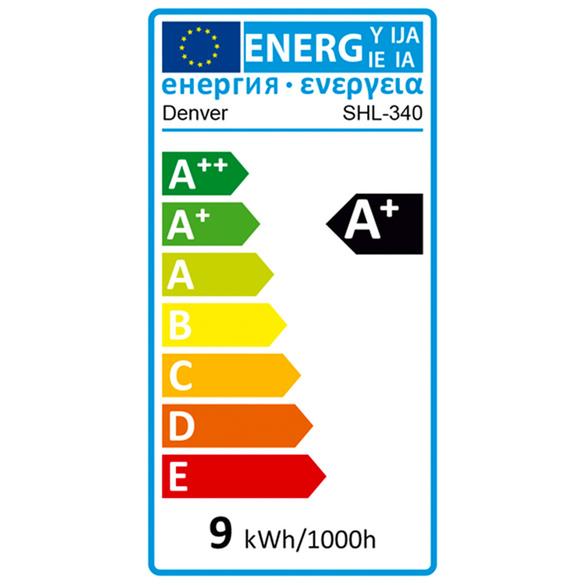 WiFi-LED-Lampe E27 weiß, 3er-Set
