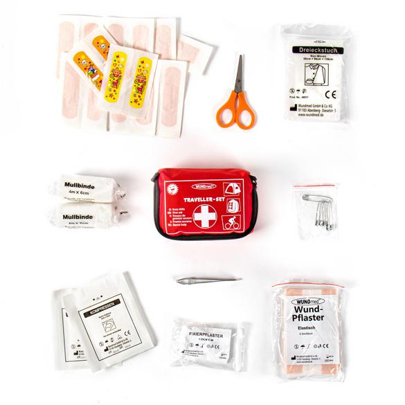 Erste-Hilfe-Set, 32 tlg.
