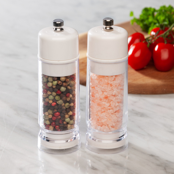Salz- und Peffermühlen