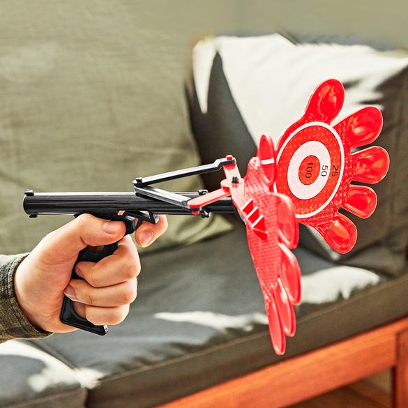 Fliegenklatsche-Pistole