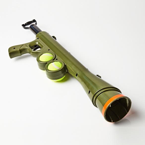 Tennisball-Kanone