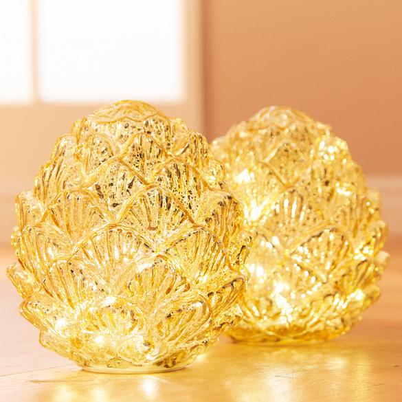LED-Glaszapfen