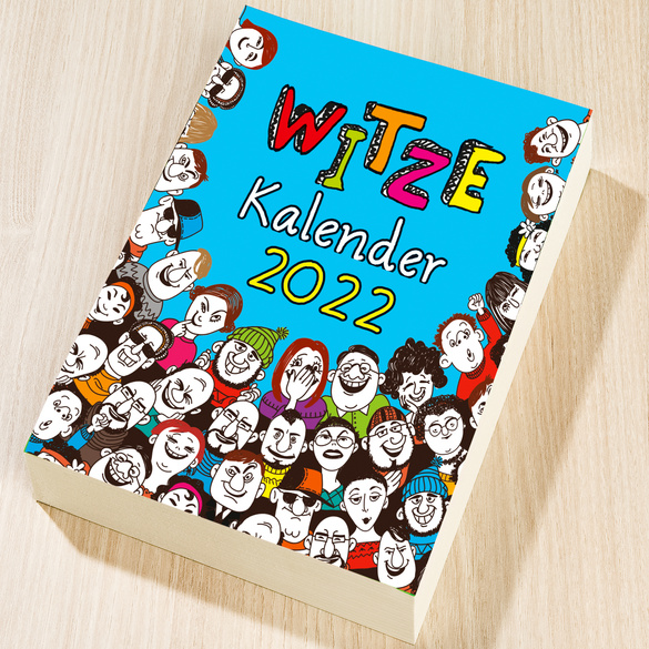 Witze-Kalender 2021