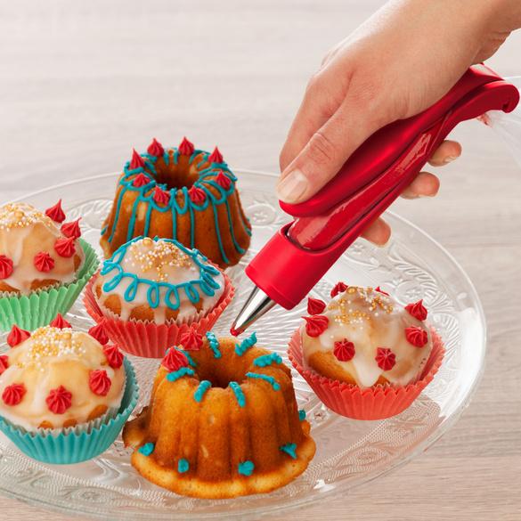 Kuchen-Dekorationsstift, 7-tlg.