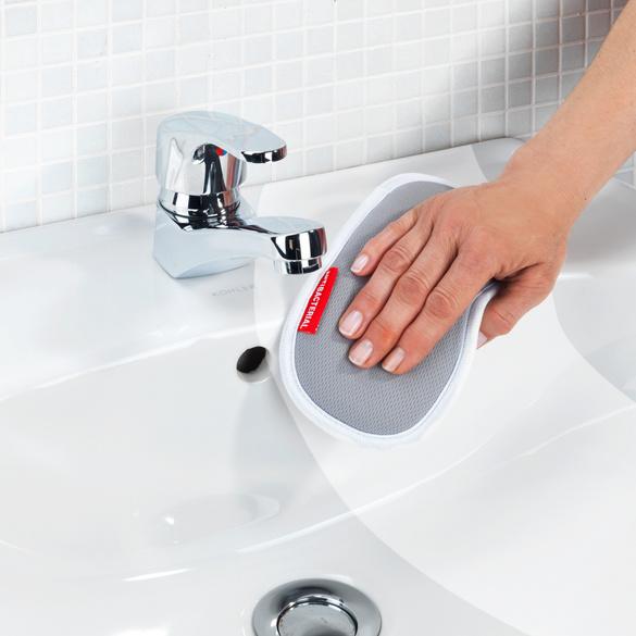 Antibakterieller Reinigungsschwamm, 20 x 10 cm