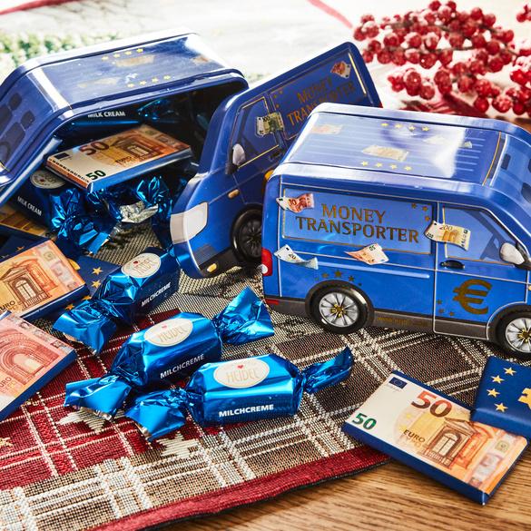 Euro-Geldtransporter