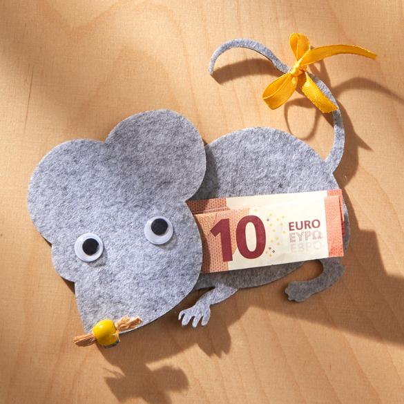 Geldschenke-Maus