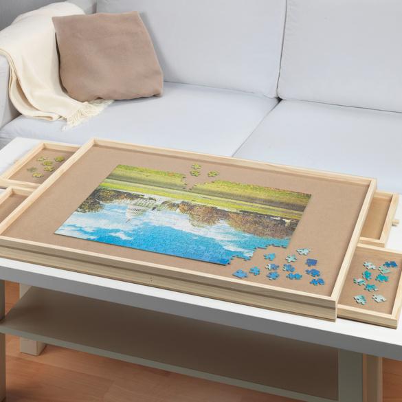 Puzzle-Tisch für 1000 Teile