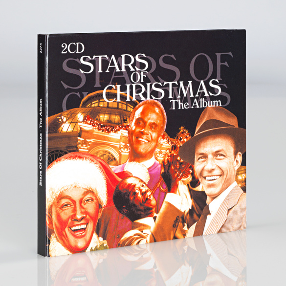 """Doppel-CD """"Stars of Christmas"""", 2-tlg."""