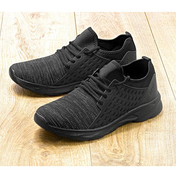 Schuh Aron schwar
