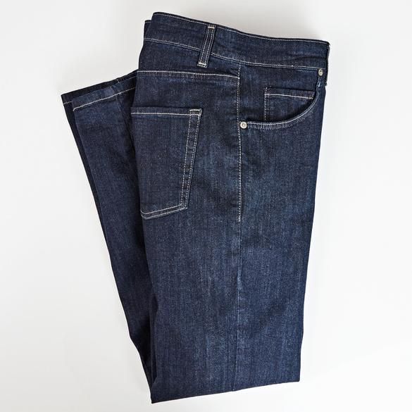Herren-Jeans dunkelblau
