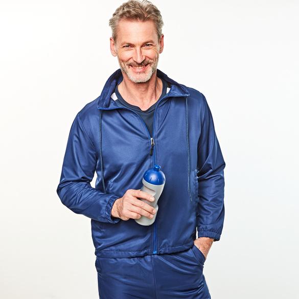 Outdoorjacke blau