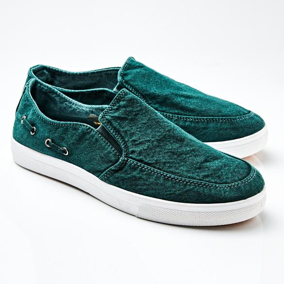 Schuh Lex, grün