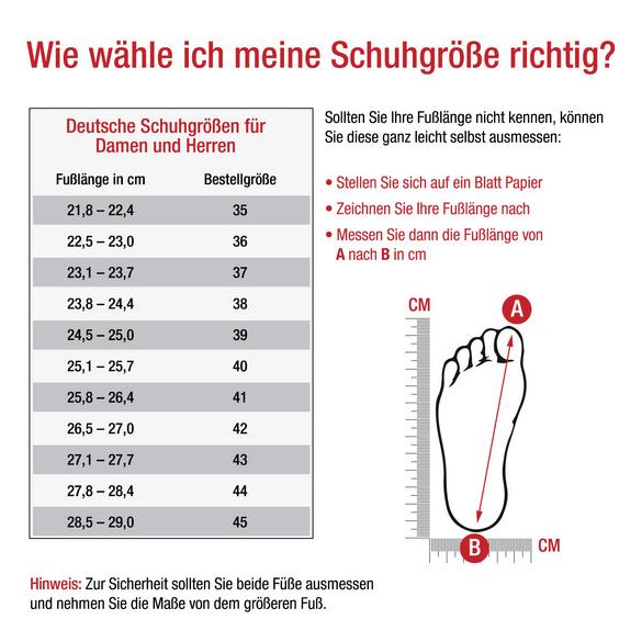 """Schuh """"Dina"""" schwarz"""