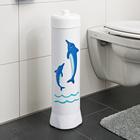 "Toilettenrollenhort ""Delfin"""