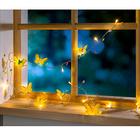 """LED-Lichterkette """"Schmetterlinge"""""""