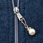 """Reißverschluss-Anhänger """"Perlen"""", 2er-Set"""