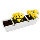 Blumenkasten-Klammern, 4er-Set