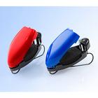 Brillenclips rot + blau, 2er-Set