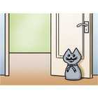 """Raumentfeuchter """"Katze"""""""
