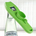 Flaschenöffner 4-in-1 grün