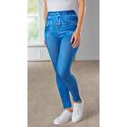 Slim-Jeggins jeans-washed