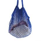 Einkaufsnetz blau