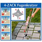 "Fugenkratzer ""4 Zack"""